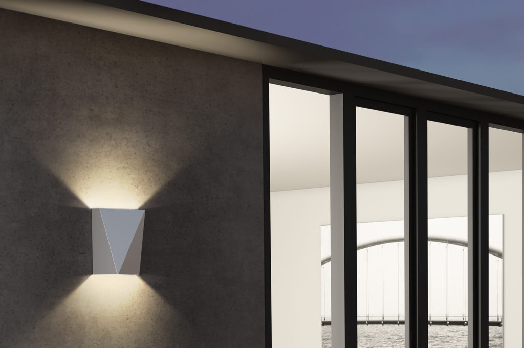 Calx LED Sconce